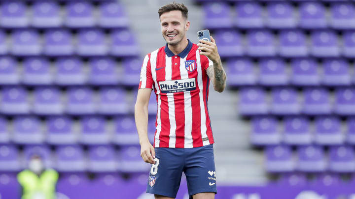 Liverpool are interested in Saul Niguez