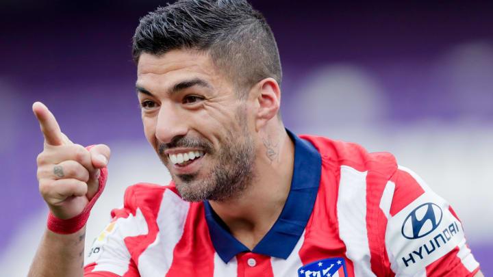 Luis Suarez a inscrit le but du sacre en Liga.
