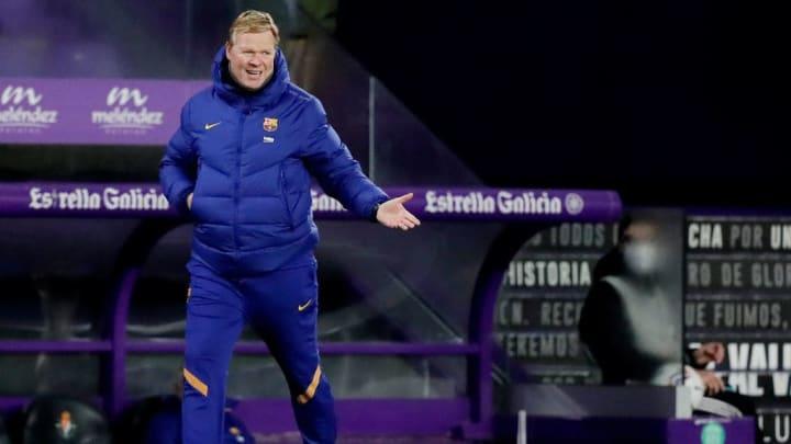 Ronald Koeman droht bereits jetzt nach nur einer Saison das Aus in Barcelona. Folgt Tuchel auf den Niederländer?