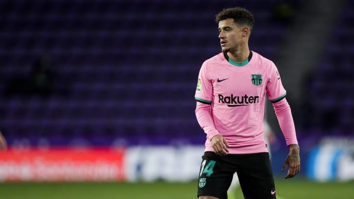 Meia brasileiro pode mudar de clube na Europa | Real Valladolid v FC Barcelona - La Liga Santander