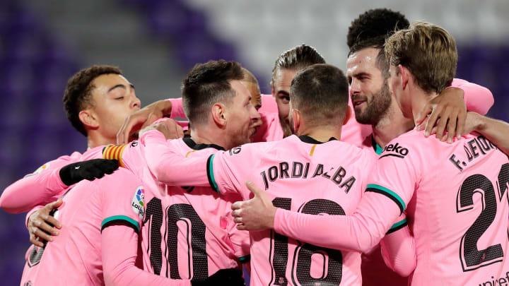 Real Valladolid - FC Barcelone (0-3) : Les 5 leçons à retenir de la large  victoire du Barça