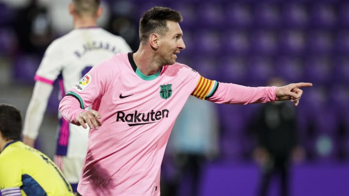 Lionel Messi has spoken about moving to USA