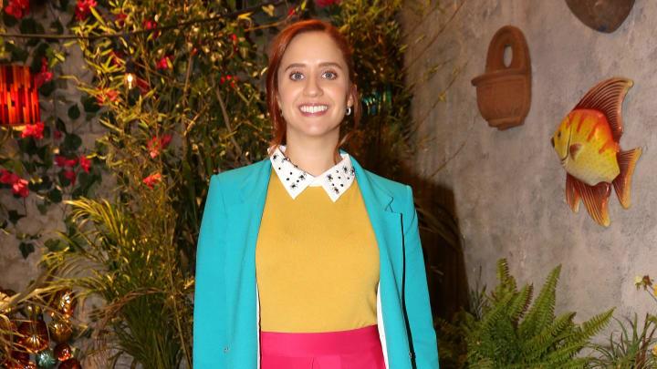 Adriana Montes de Oca es parte del elenco de la nueva telenovela de Televisa