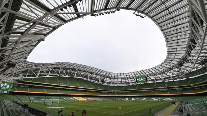 Republic of Ireland v Luxembourg - FIFA World Cup 2022 Qatar Qualifier