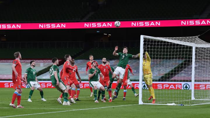 Eliminatórias Copa do Mundo Luxemburgo Irlanda
