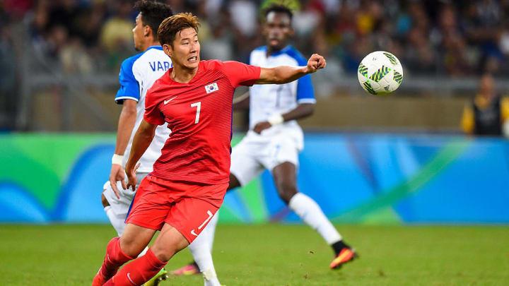 SON Heungmin Tottenham Coreia do Sul Olimpíadas