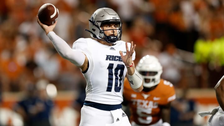 Texas Southern vs Rice prediction and college football pick straight up for a Week 4 matchup between TXO vs RICE.