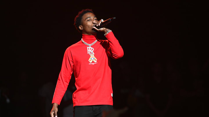Rich The Kid Performs At The Wiltern