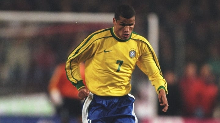 Rivaldo of Brazil