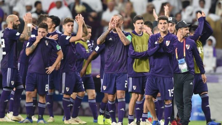 River Plate v Al Ain