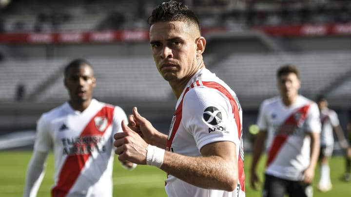River Plate v Aldosivi - Copa de la Liga Profesional 2021