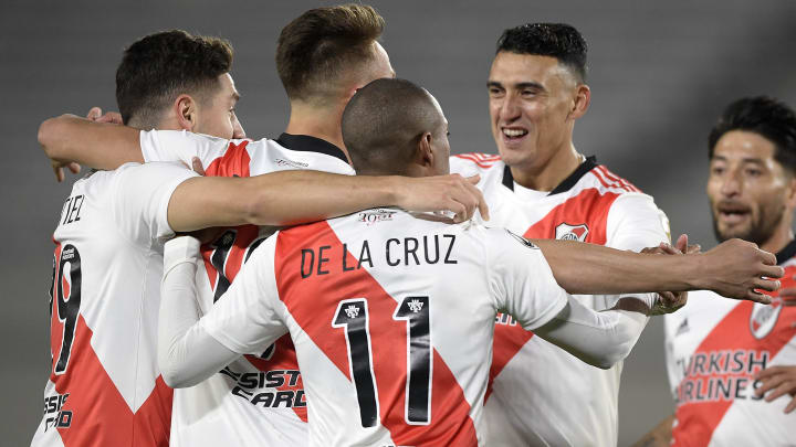 River Plate v Argentinos Juniors - Copa CONMEBOL Libertadores 2021
