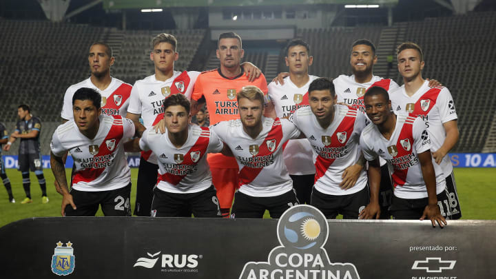 River Plate pasó a los 8vos de final de la Copa Argentina