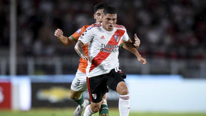 Juan Fernando Quintero, Claudio Bravo