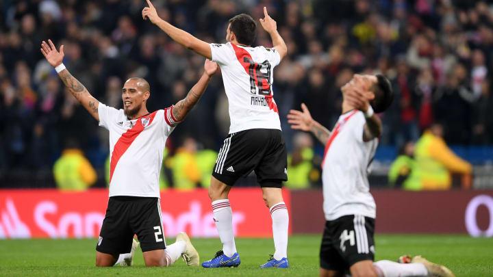 Los ídolos de River Plate