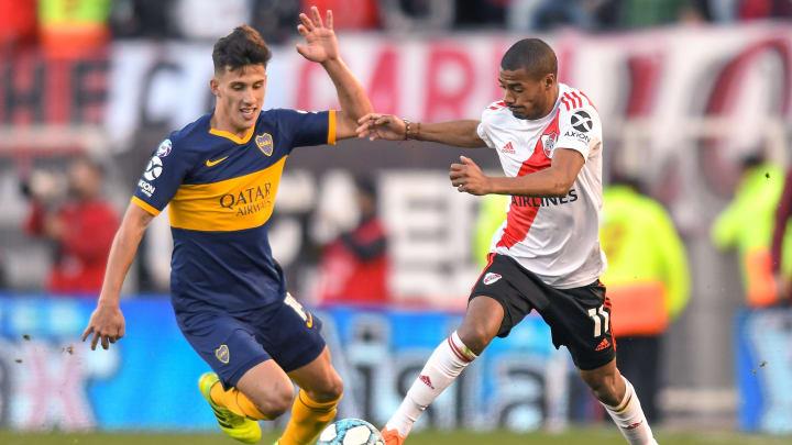 River Plate v Boca Juniors - Superliga 2019/20