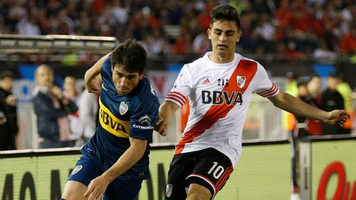 Nicolas Lodeiro, Gonzalo Martinez