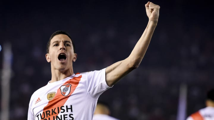 Ignacio Fernandez en River Plate