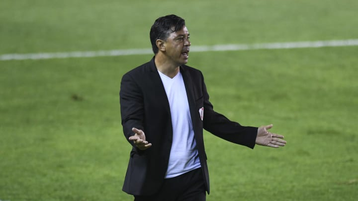 Marcelo Gallardo among frontrunners for Real Madrid job if Zinedine Zidane is sacked