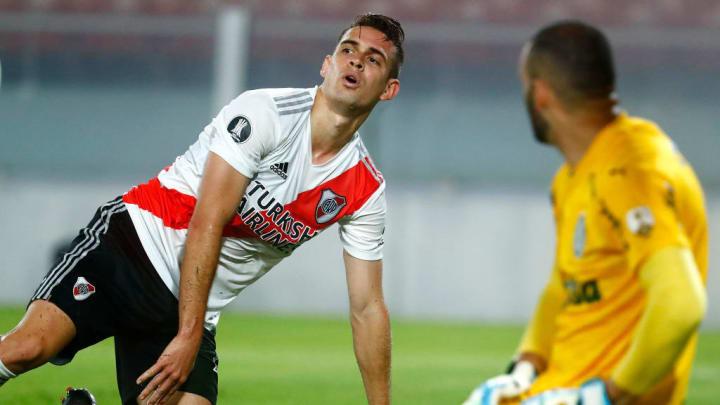 Borré também foi alvo do São Paulo, mas as negociações não avançaram.