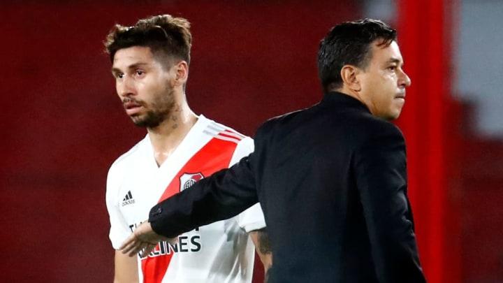 Lyon va faire une offre pour Gonzalo Montiel.