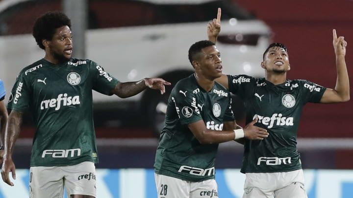 Rony foi o grande destaque da campanha do Palmeiras na Libertadores
