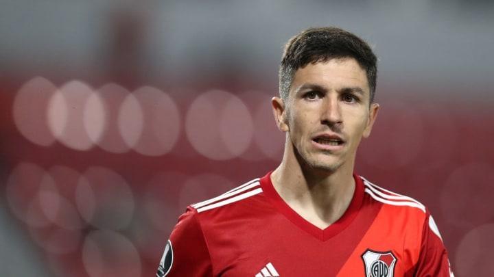 Ignacio Fernández Nacho Atlético-MG Libertadores