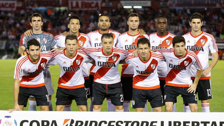 River Plate v The Strongest - Copa Bridgestone Libertadores 2016