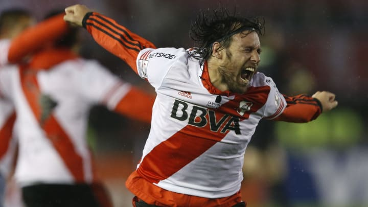 Cavenaghi volvió para ganar la Libertadores