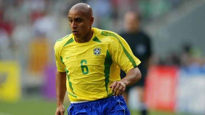 Roberto Carlos of Brazil
