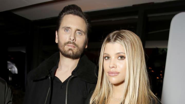Sources say Sofia Richie and Kourtney Kardashian were instrumental in Scott Disick entering rehab.
