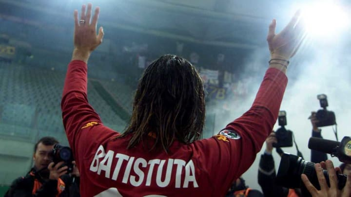 Roma v Fiorentina X