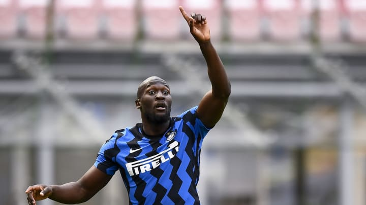 Chelsea are keen to sign Romelu Lukaku from Inter Milan