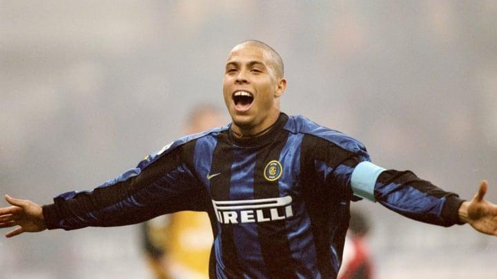 El mejor Ronaldo se vio en el Inter de Milan