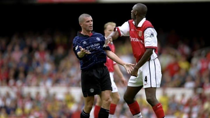 Zwischen Keane und Vieira entwickelte sich eine hitzige Rivalität