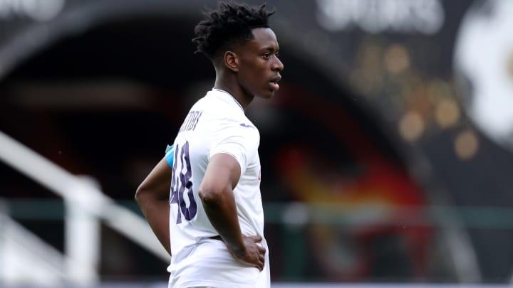 Arsenal are rumoured to be close to signing Albert Sambi Lokonga from Anderlecht