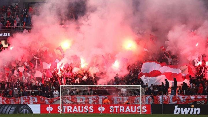 Royal Antwerp FC v Eintracht Frankfurt: Group D - UEFA Europa League