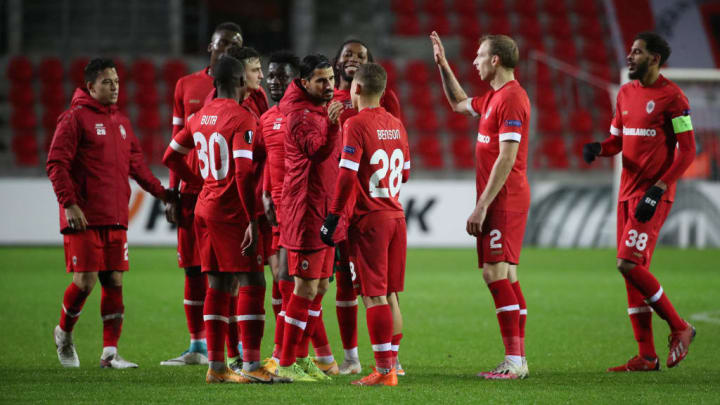 Royal Antwerp v PFC Ludogorets Razgrad: Group J - UEFA Europa League