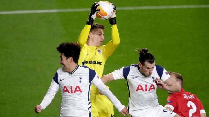 Bale can help Son by adding some aerial prowess to Spurs' side