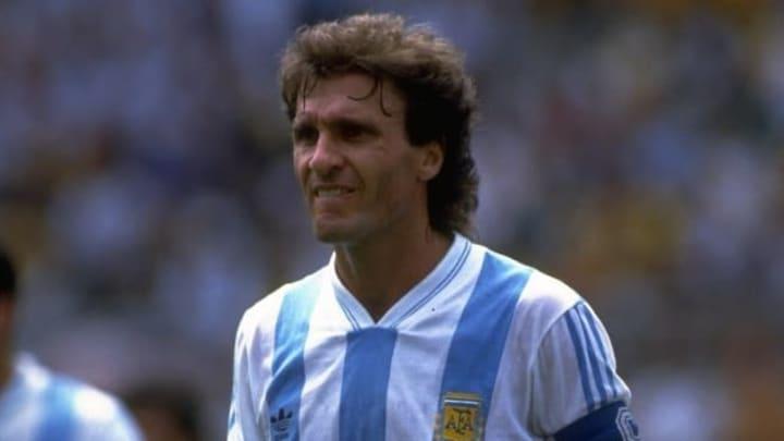 Ruggeri of Argentina