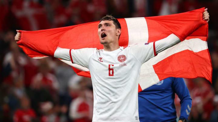 Dinamarca Eurocopa Andreas Christensen