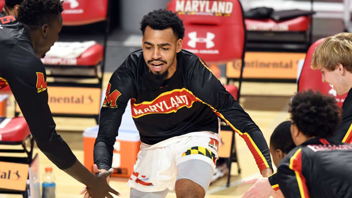 La Salle vs Maryland prediction, pick and odds for NCAAM game.