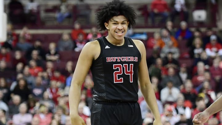 Wisconsin vs Rutgers prediction, pick and odds for NCAAM game.