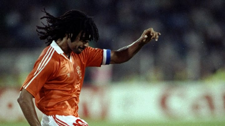 Ruud Gullit of Holland