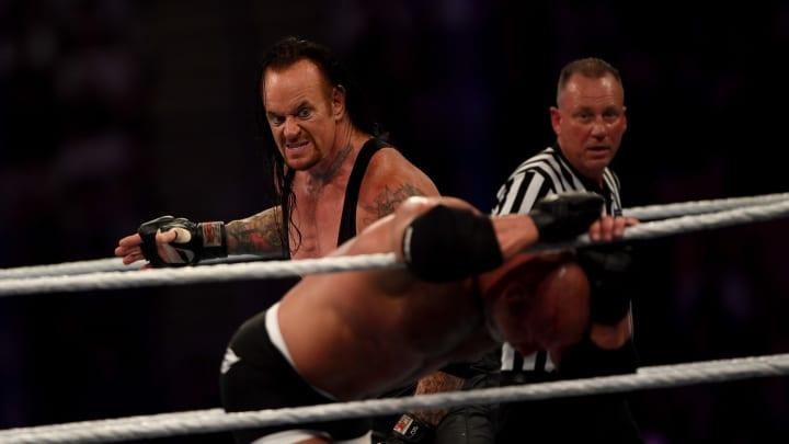 SAUDI-LUTTE-DIVERTISSEMENT-WWE