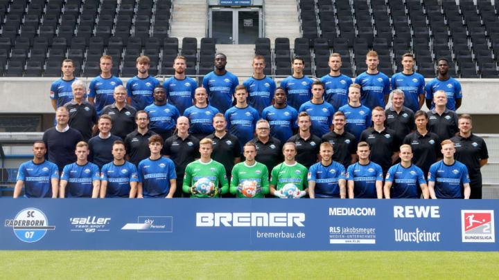 SC Paderborn 07 - Team Presentation