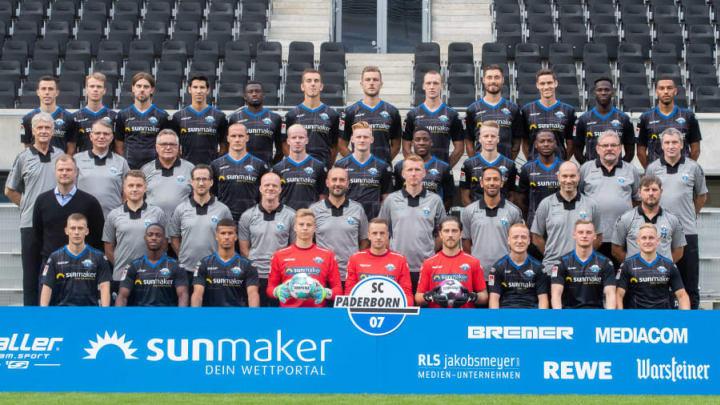SC Paderborn 07 Team Presentation