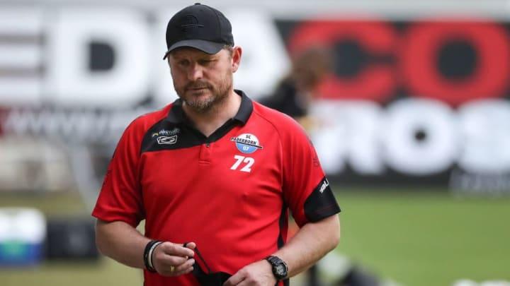 Wohl oder übel muss sich Steffen Baumgart zu den erfolglosesten Trainer zählen