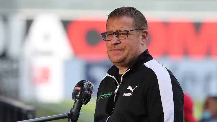Max Eberl verlängert seinen Vertrag bei Gladbach