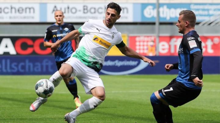 SC Paderborn 07 v Borussia Moenchengladbach - Bundesliga